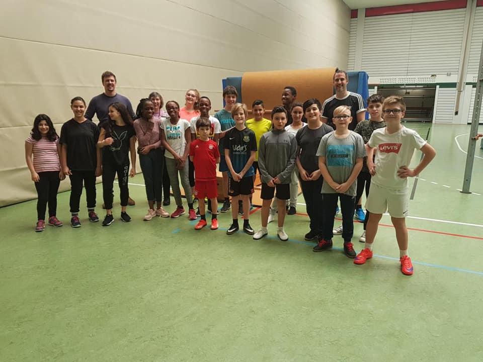 Dritte Team4Winners Schule erfolgreich im Saarland gestartet